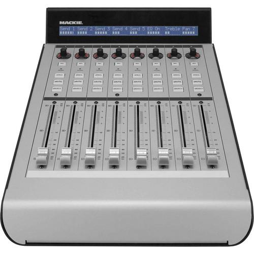 Mackie MC Extender Pro 8-channel Control Surface Extension - Red One Music