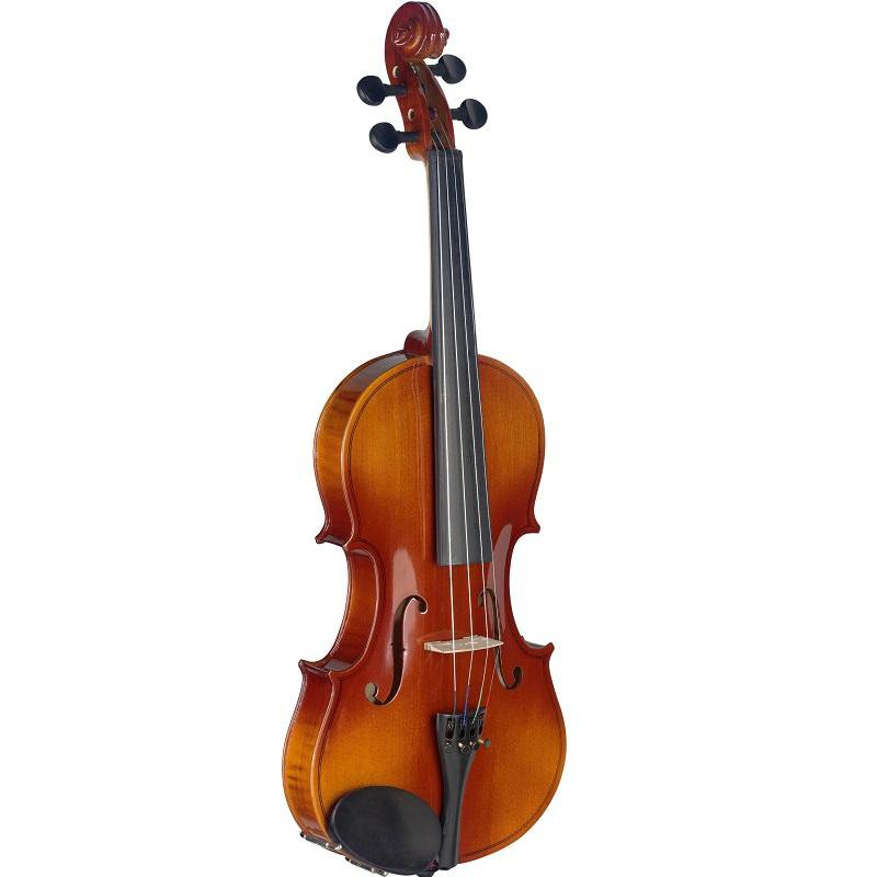 Stagg Vn-44 L 44 Maple Violin With Standard-Shaped Soft-Case