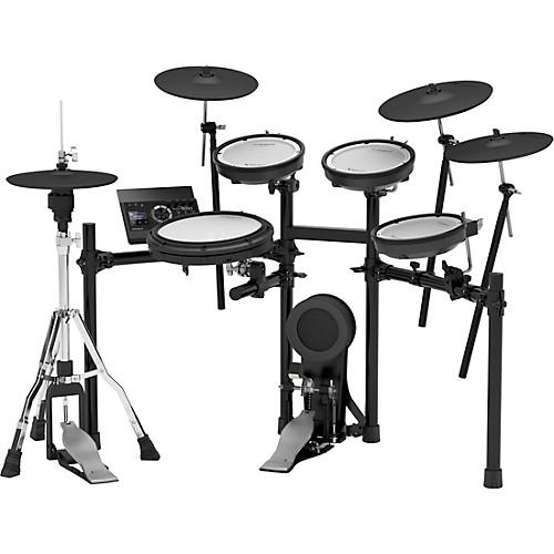 ROLAND TD-17KVXS V-DRUMS ENSEMBLE DE TAMBOUR ELECTRONIQUE ESSENTIELS BUNDLE
