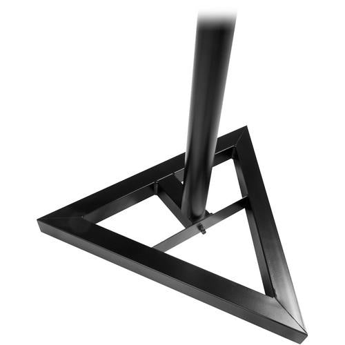 Ultimate Support Js-Ms70 Pair Jamstands Series Studio Monitor Speaker Stands Black Pair - Red One Music