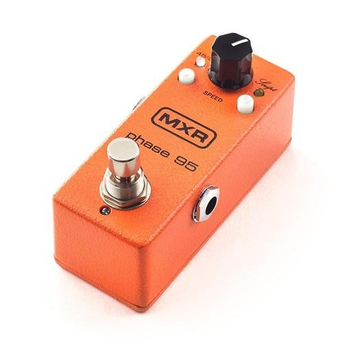 Mxr Jd-M290 Phase 95 Mini Guitar Effects Pedal - Red One Music