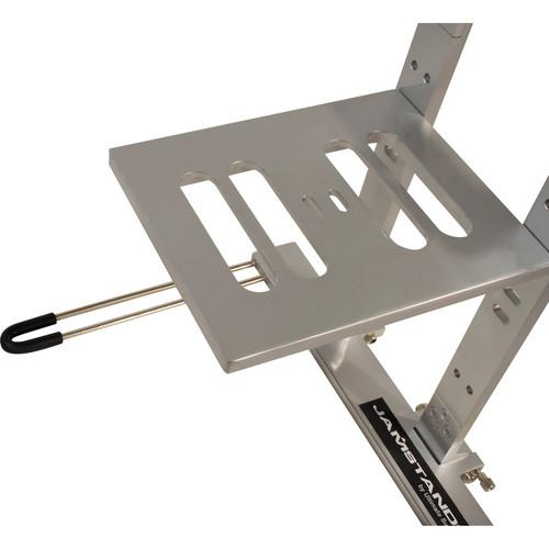 Ultimate Support Js-Lpt400  Aluminum Double-Tier Laptopdj Stand