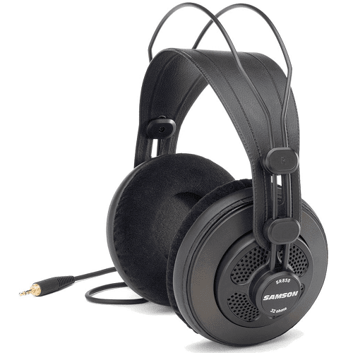 Samson Sr850C Semi-Open Studio Headphones