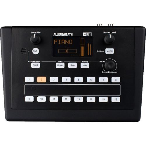 Allen  Heath Me-1 Monitor System
