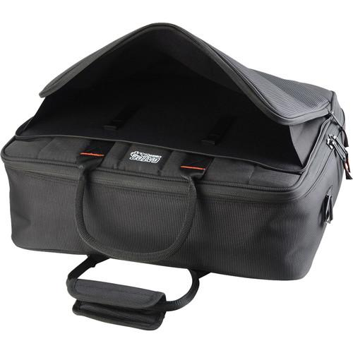 Gator Cases G-Mixerbag-1818 Housse de mixage en nylon rembourré - Red One Music