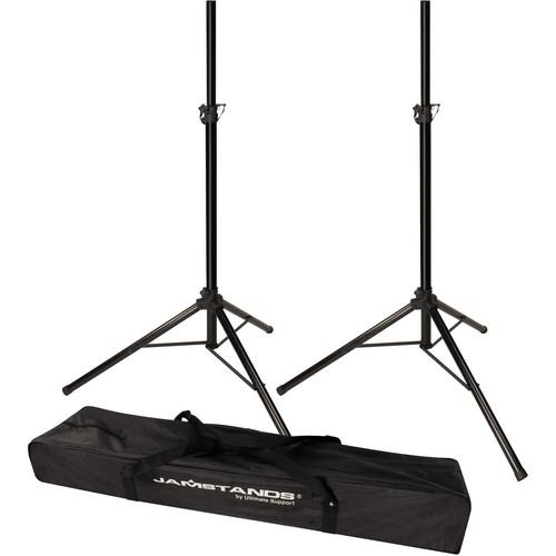 Ultimate Support Js-Ts50 Pair Jamstands Tripod-Style Speaker Stands