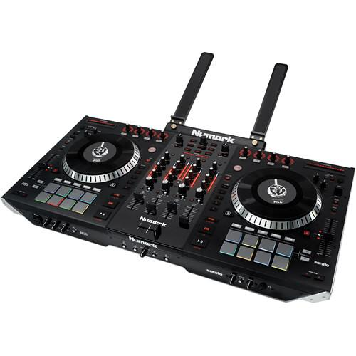 Numark Ns7Ii Stand Numark Laptop Performance Stand Pour Ns7Ii - Red One Music