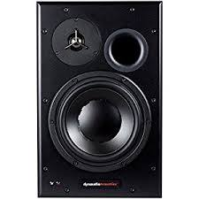 Dynaudio BM15A Left Dynaudio Bm15A Left Side - Red One Music