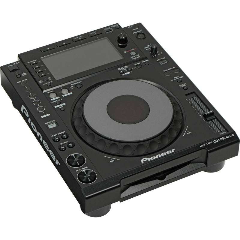 Pioneer DJ CDJ-900 Nexus Professional multi player - Red One Music