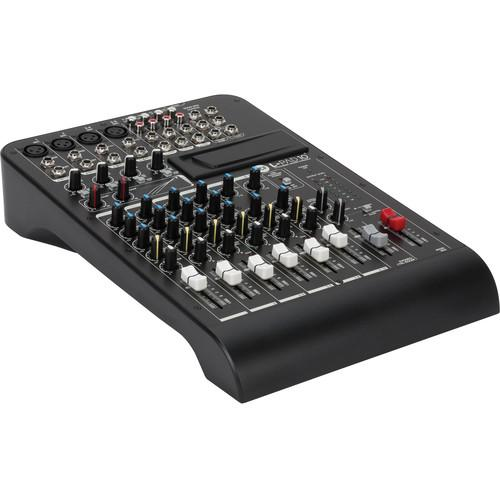 RCF Livepad L-Pad 10C 10-Channel Mixing Console - Red One Music