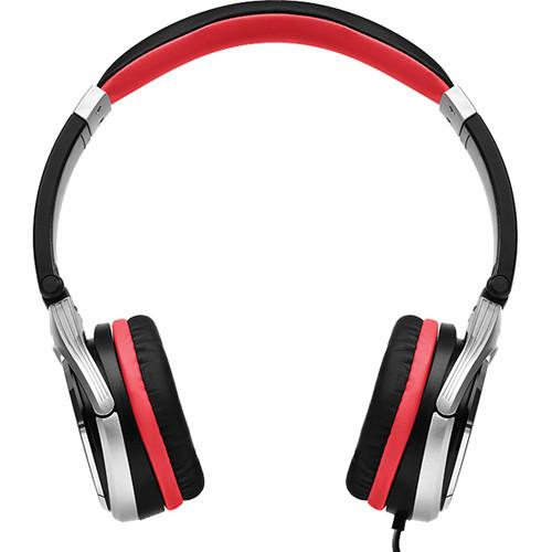 Numark Hf150 Collapsible Dj Headphones - Red One Music