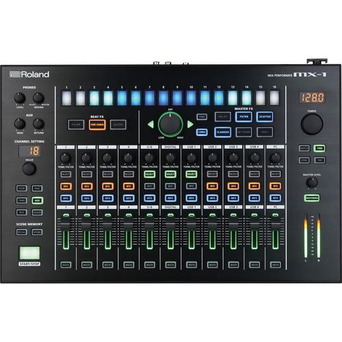 Roland MX-1 Aira Mix Performer - Red One Music