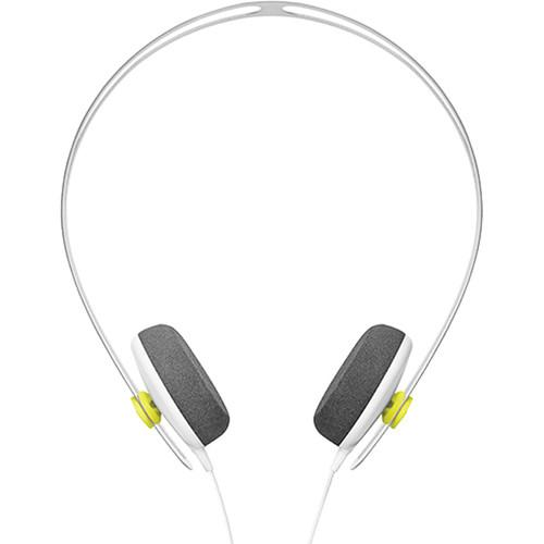 Aiaiai Tracks Headphones With One Button Mic White
