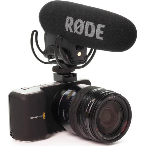 Microphone pour fusil de chasse Rode Videomic Pro Rycote - Red One Music