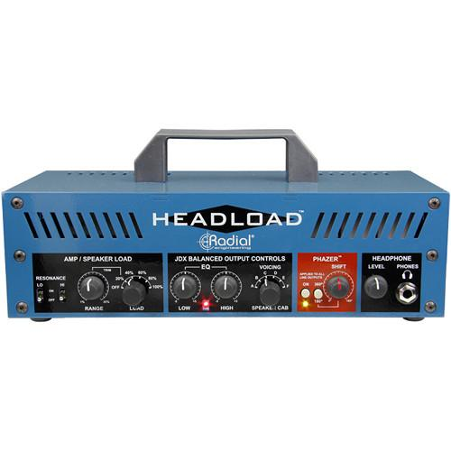 Radial Tonebone Headload V4 Ampli guitare Load Box 4 Ohms