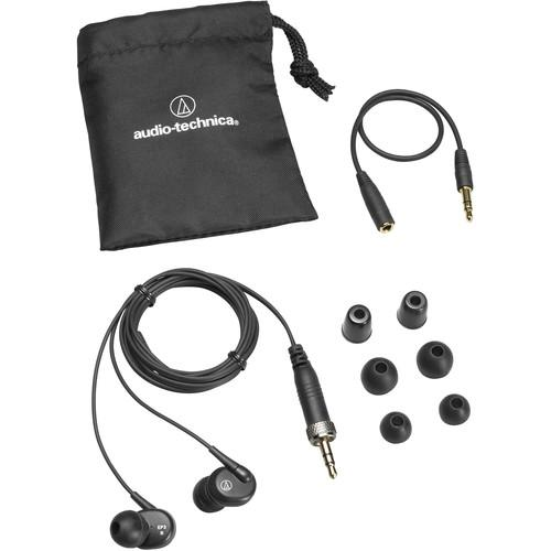 Audio-Technica M2Rl  Receiver For Wireless In-Ear Monitoring System - Red One Music