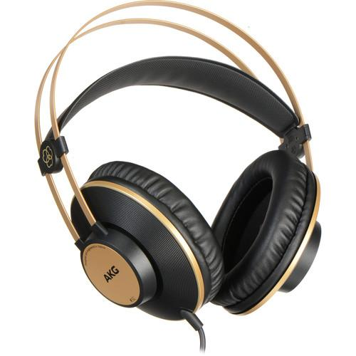 AKG K92  K92 Closed-Back Studio Headphones