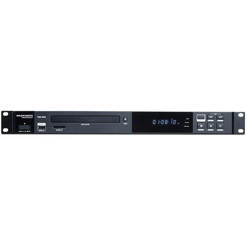 Marantz Professional Pmd-500D Media Player For Dvd Disc Sd Sdhc Amp Usb