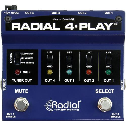 Radial Phare-Pro Direct Box Radial