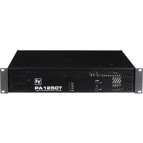 Electro-Voice PA1250T  250W 70V Power Amplifier - Red One Music
