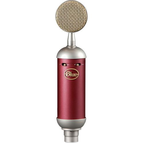 Blue Spark Sl Large-Diaphragm Studio Condenser Microphone - Red One Music