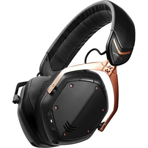 V-Moda Crossfade 2 Rose Gold Wireless Headphonesrose Gold - Red One Music