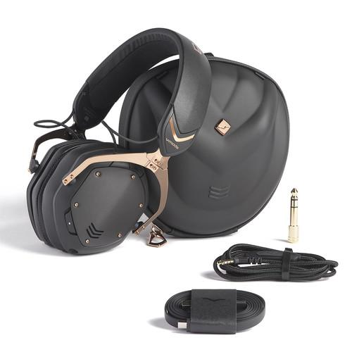 V-Moda Crossfade 2 Rose Gold Casque Sans Fil Rose