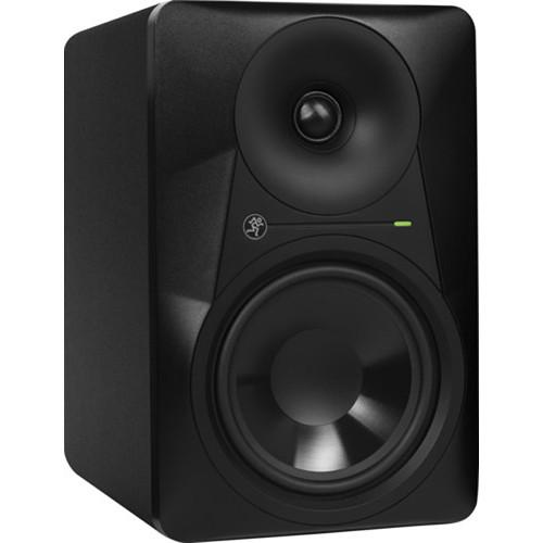 Mackie Mr624 65 Moniteur de studio alimenté 2-Way Single