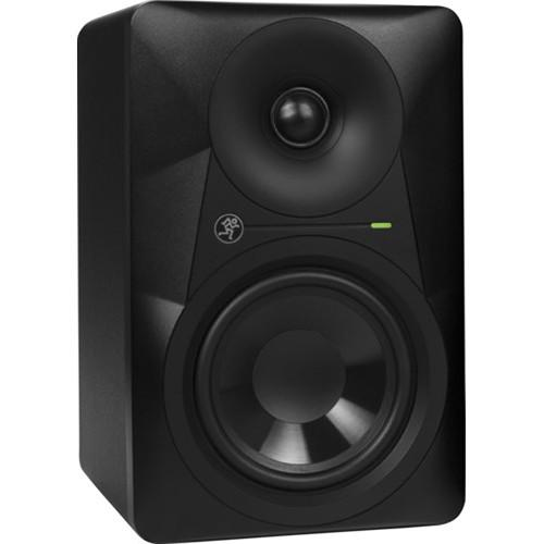 "Mackie MR524 5"" Powered Studio Monitor - Red One Music"
