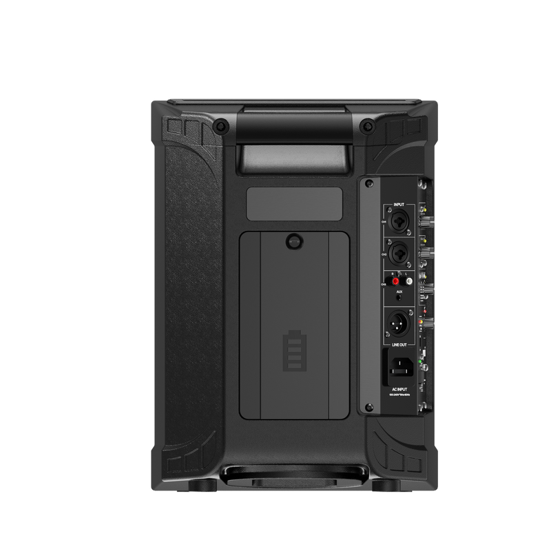 Gemini GPSS-650 Portable Professional PA System