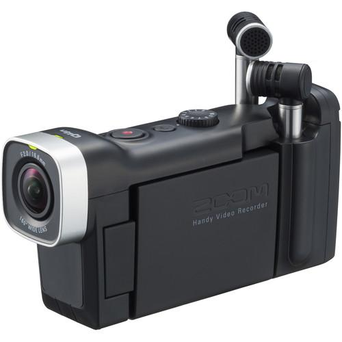 ZOOM Q4N ZOOMQ4N HANDY VIDEO RECORDER