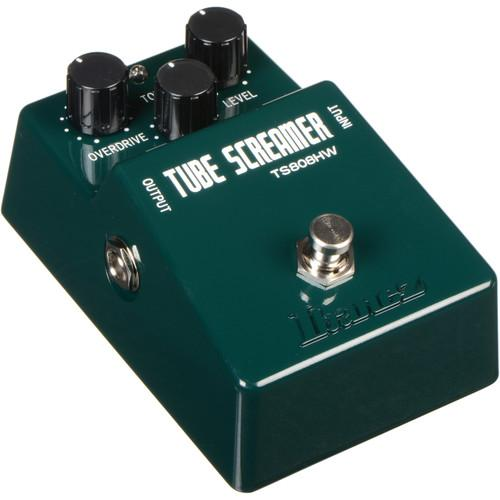 Ibanez Ts808Hwb Overdrive Pedal - Red One Music