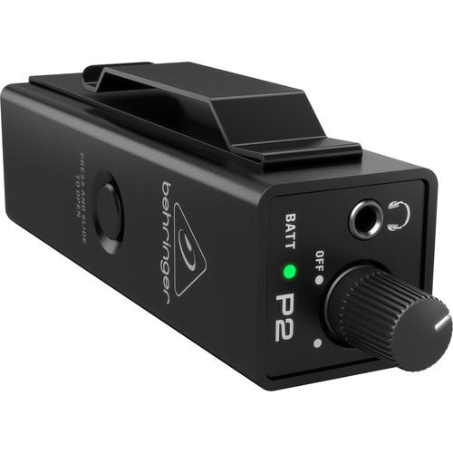 Behringer P2 Personal In-Ear Monitor Amplifier