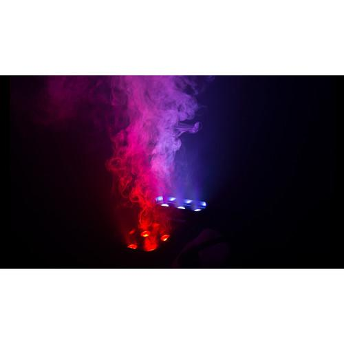 Chauvet Dj Geyser P7 Rgbauv Led Pyrotechnic-Like Effect Fog Machine - Red One Music