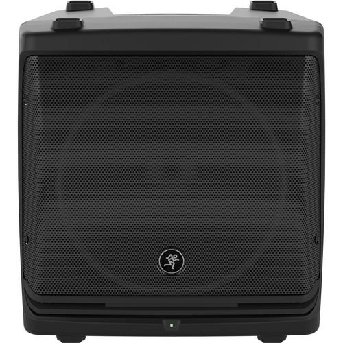 "Mackie DLM12 12"" Powered Loudspeaker 2000W - Red One Music"