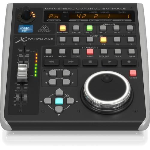 Behringer X-Touch One Universal Control Surface - Red One Music