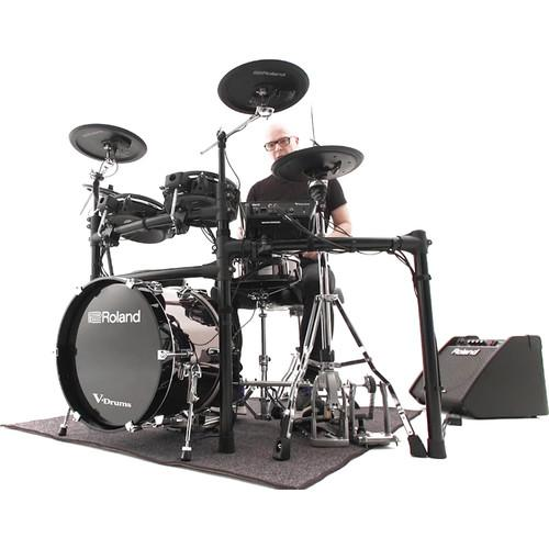 Roland Td-25Kvx V-Drum Kit Includes Kd-180 Bass Drum] V-Drum Kit With Kd-180 Bass Drum