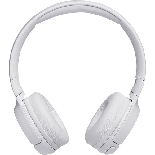 JBL T500BTWHTAM Wired On-Ear Headphones (White) - Red One Music