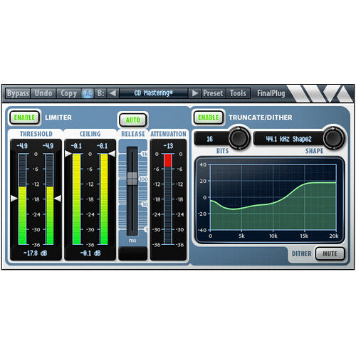 Wave Arts Power Suite 6 Mixing & Mastering Software (Download)