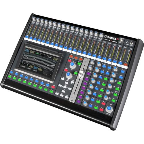 Ashly Digimix-24 24-Channel Digital Mixer - Red One Music