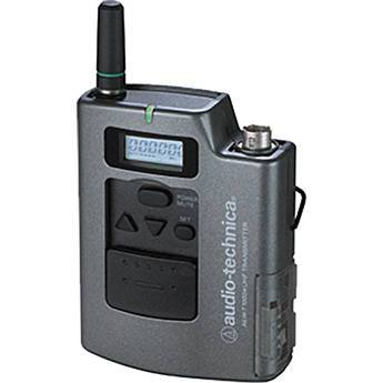 Audio-Technica Aew-T1000Ac Wireless Unipak Transmitter Band C 541500 Mhz To 566375 Mhz