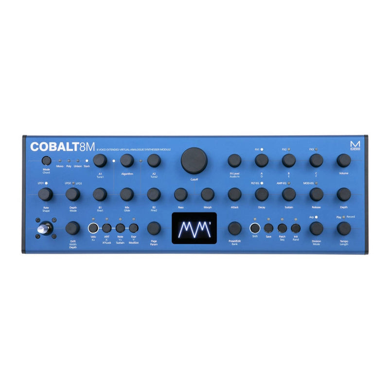 Modal Electronics COBALT8M 8-Voice Extended Virtual Analog Synthesizer Module