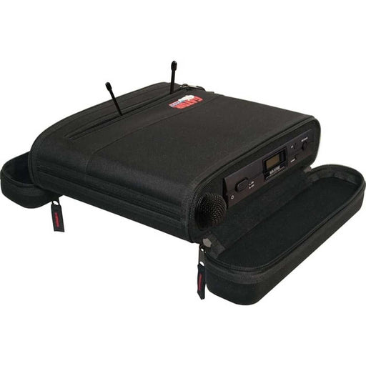 Gator GM-1WEVA Wireless System Lightweight Case - Red One Music