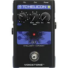 Tc Helicon Voicetone H1 Tc Heliconvoicetone Simple H1 Harmony Intelligent