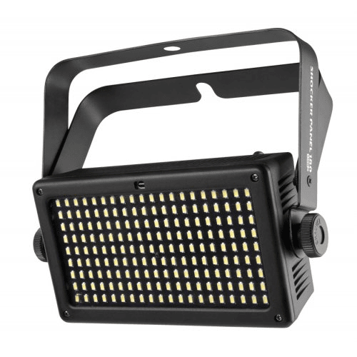 CHAUVET SHOCKER PANEL 180 USB  HIGH-POWER LED STROBE LIGHT CREATES ATTRACTIVE EFFECTS USING 4 ZONES OF CONTROL