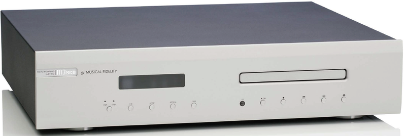 Musical Fidelity M3SCD CD Player - Silver