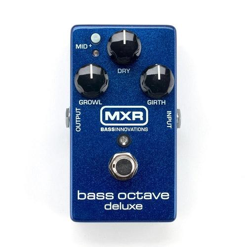Mxr M288 Bass Octave Deluxe Bass Octave Deluxe