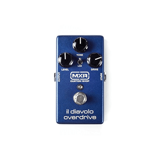 Pédale Overdrive Mxr Csp036 Diavolo - Red One Music