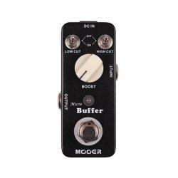 Mooer Mbf1 Micro Buffer - Red One Music