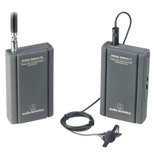 Audio Technica Pro 88W-13-829  Vhf Wireless System For Camcorder